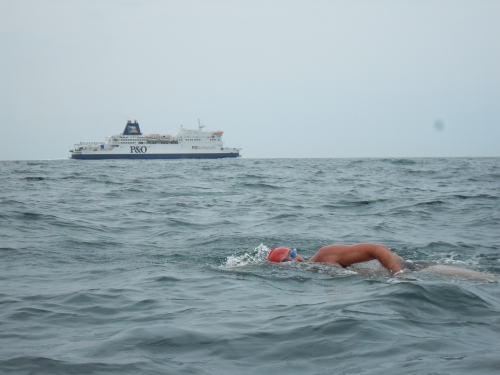 Channel Swim Done !!