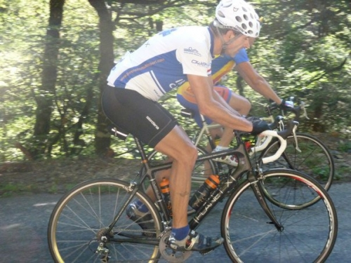 In a new league this year - Barousse Bal�s Cyclosportive