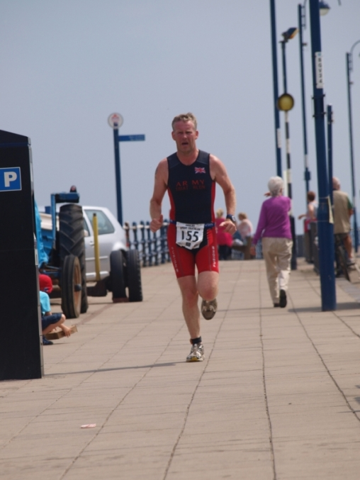 Redcar Sprint Triathlon � 31 Jul 11
