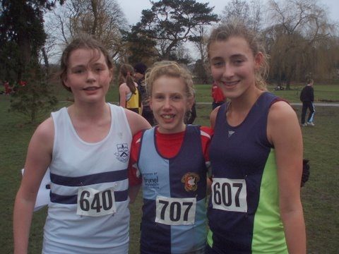 County Schools Race at Hughenden Valley!