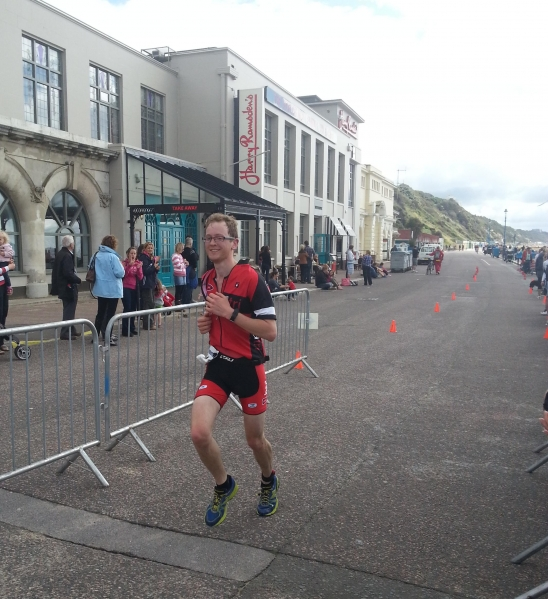 Bournemouth Olympic Triathlon: Race Report