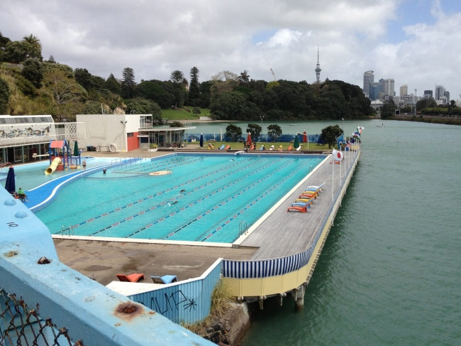 Finally in Auckland! Final taper week