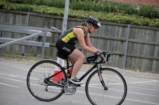 London Triathlon 2012 - Race Report