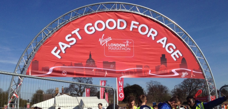 Keep on Running: London Marathon and the rest...