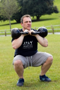 Guest Blog: Kettlebells for Triathletes
