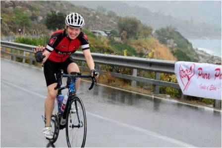 Diabetes, Ironman and nature's forces